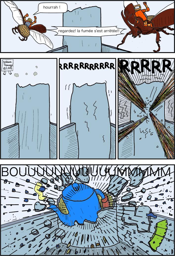 Explosion de la bouilloire ! ! !