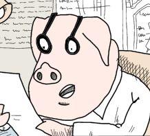cochon ingenieur